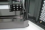 """Шкаф 19 """" 42U , 800х865 мм ( Ш * Г ) , усиленный , перфорированные двери ( 66 % ) , черный, фото 6"""