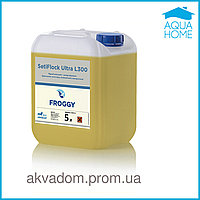 FROGGY SetiFlock Ultra L300 (жидкость) 5л Коагулянт