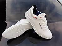 ADIDAS PORSCHE мужские кожаные белые кроссовки