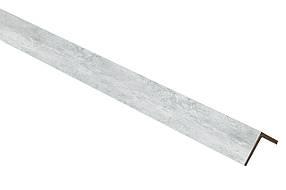 "Гибкий угол (планка складная) 45х3,2мм 2,6м МДФ ""Цемент"""