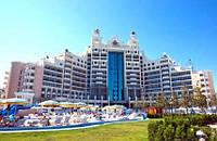 39 960 евро - меблированная студия в 5-звездочном к-се на 1 линии моря Sunset Resort