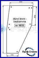 Стекло Deutz-Fahr DX 85 90 110 120 140 160 левая дверь