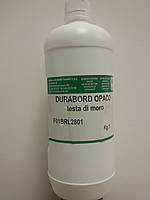 Краска для среза кожи DURABORD OPACO цвет черный мат 1кг