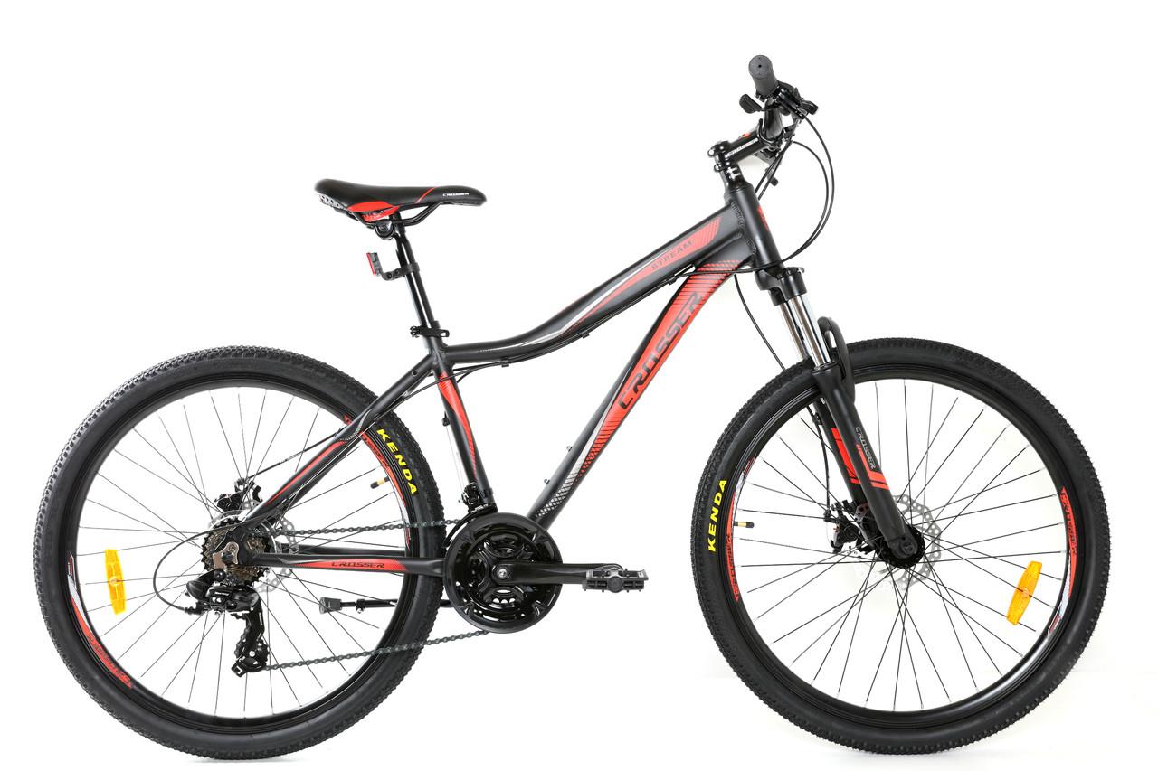 Велосипед подростковый горный Streаm 26 дюймов 16 рама Crosser
