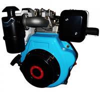 Двигатель на  мотоблок 186F.135. 9л.с.без стартера