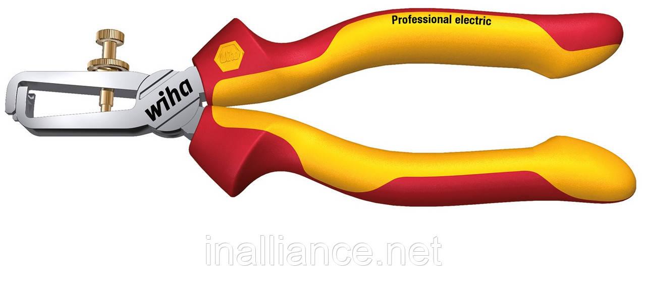 Съемник изоляции Professional electric Wiha 26847
