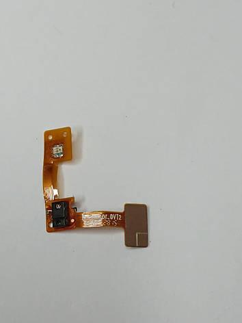 Шлейф датчика наближення з підсвічуванням LeEco LeTV One PRO X800 б.у., фото 2