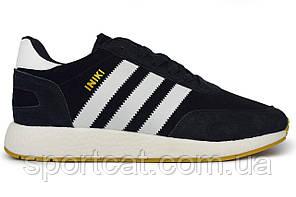 Мужские кроссовки Adidas Iniki Runner Boost Р. 41 42