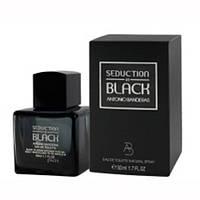 ANTONIO BANDERAS SEDUCTION IN BLACK MEN EDT 50 ml