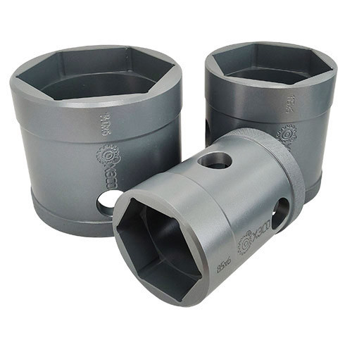 Головка ступичная посилена 112мм (6-гранна) (ХЗСО) WHS6112