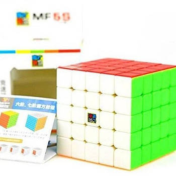 Кубик MoFangJiaoShi MF5s 5х5 без наrkttr