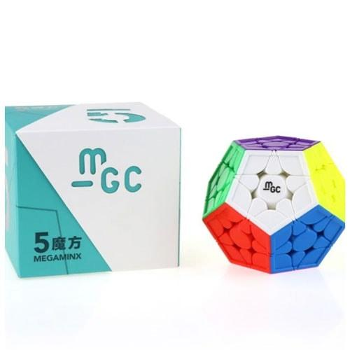 YJ MGC Megaminx stickerless | Головоломка Мегамінкс MGC без наліпок