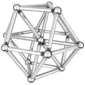 Магнітний конструктор PRO-L Pocket Set 53 деталі