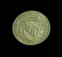 4 дуката  1796 года Швейцария Бернская республика  №378 копия