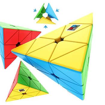 Пірамідка MoYu Meilong Jinzita пластик