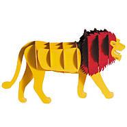 """3D модель із папіру """"Лев"""", фото 2"""