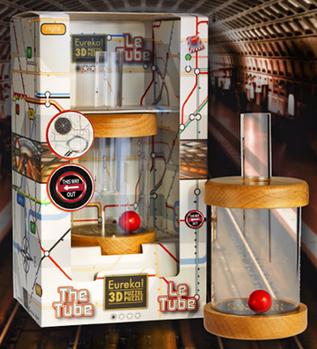 Головоломка Eureka Puzzle The Tube