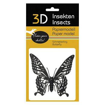 "3D модель із папіру ""Метелик"""