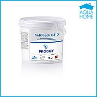 FROGGY SetiFlock Ultra С310 (гранулы) 8кг Коагулянт