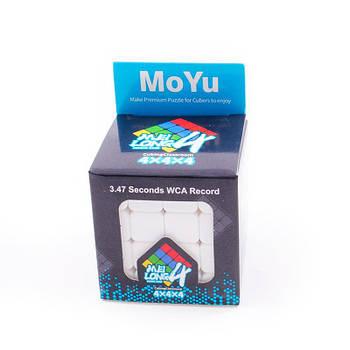 Кубик MoYu Meilong 4х4 кольоровий пластик