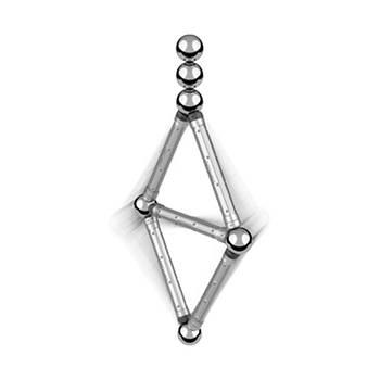 Магнітний конструктор PRO-L Fidget 14 деталі