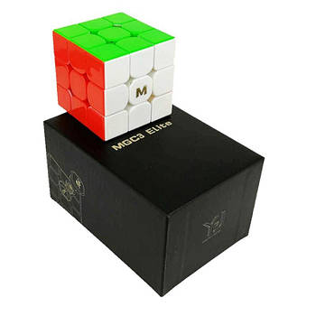 Кубик YJ MGC Elite 3x3x3 магнітний без наліпок