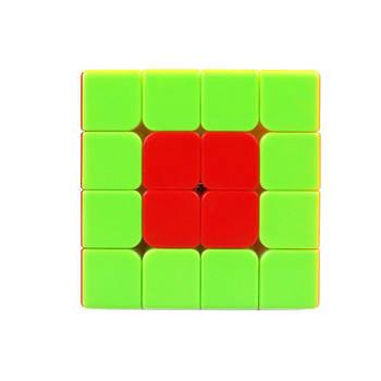 Кубик QiYi Valk 4x4 Standart Magnetic Валк 4х4 магнітний без наклейок