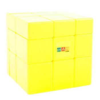 Головоломка Кубик дзеркальний Mirror жовтий