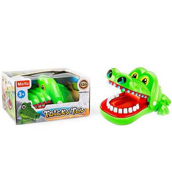 Іграшка MoYu Tricky Crocodile (Хитрий крокодил)