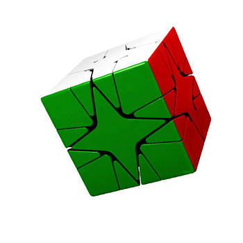 Головоломка MoYu Meilong Polaris Cube без наклеек