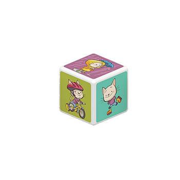 Конструктор Магнітні кубики Oscar&Chips PARK 2 кубика