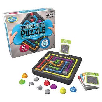 Слайм пазл (Putty Puzzle) настільна Логічна гра Thіnkfun США