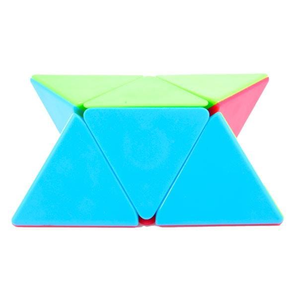 Головоломка Пірамідка QiYi 2x2  стикерлес