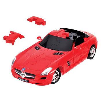 3D пазл машина Mercedes SLS AMG GT 1:32