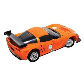 3D пазл машина Corvette C6R 1:32