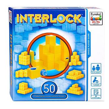 Логічна гра Eureka! Ah!Ha Interlock (Блокування)