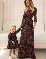 Женское нарядное Платье  в пол DG