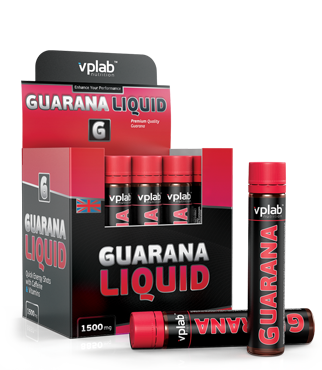 VPLab Guarana Liquid 20x25ml
