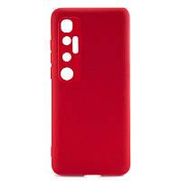 Чехол Silicone Case Full для Xiaomi Mi 10 Ultra Red