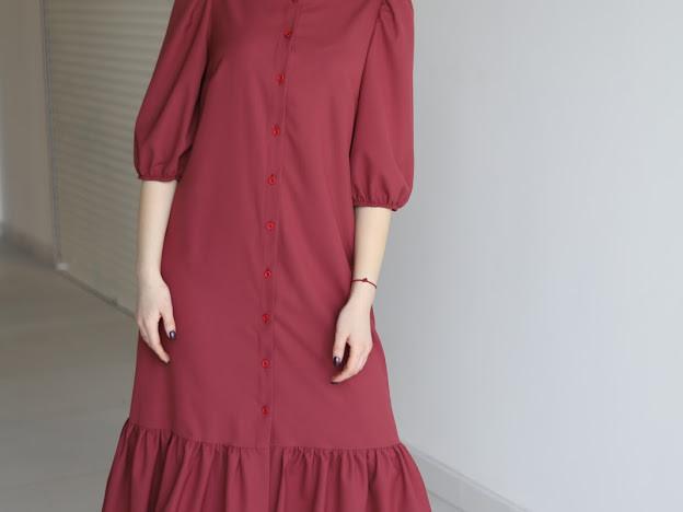 Весняне плаття жіноче