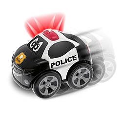 Машинка инерционная Chicco Полиция, Turbo Team