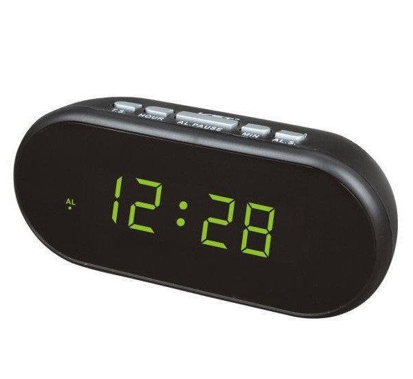Часы VST-712-2 зеленые