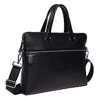 Мужская кожаная сумка портфель Keizer K1917