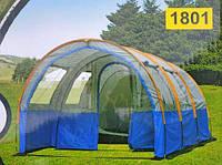 Палатка кемпинговая четырехместная Lanyu 1801