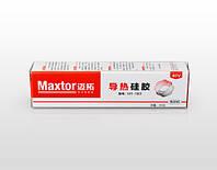 Термоклей белый (80г) Maxtor MT-1301A 1.0Вт/м-К тюбик