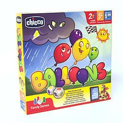 Настільна гра Chicco Balloons