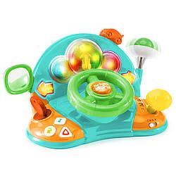 Іграшка музична Bright Starts Lights & Colors Driver