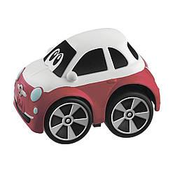 Машинка инерционная Chicco Mini Turbo Touch. Fiat 500 Abarth
