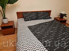 Двуспальное постельное бязь 100% хлопок Реснички