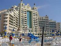 49 500 евро - элитная 2-х комнатная квартира в 5-*****м Sunset Resort на 1-ой линии моря